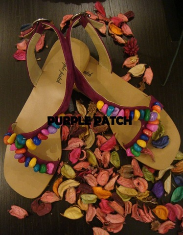 Purple Patch Ladies Fabulous Footwear Collection