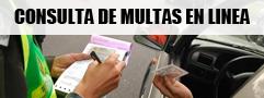 Consulta De Multas