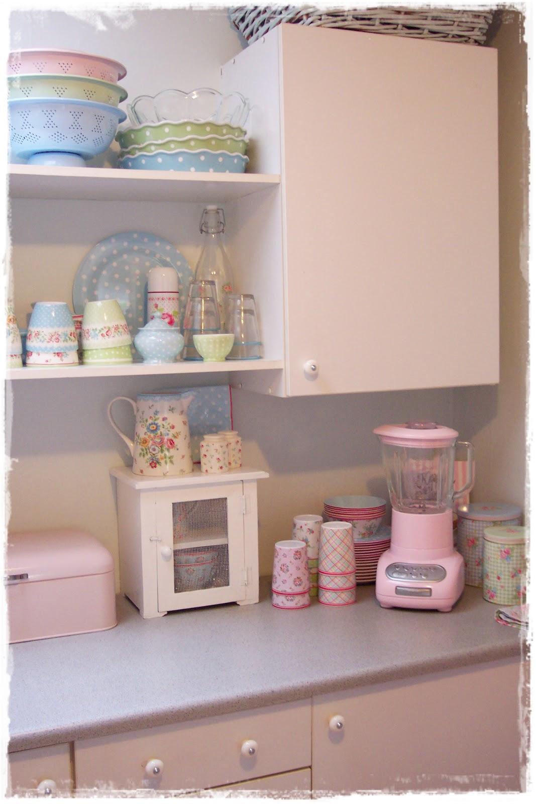 Lulufant Stemnings billeder fra mit lille køkken -> Kuchnia Dodatki Inspiracje