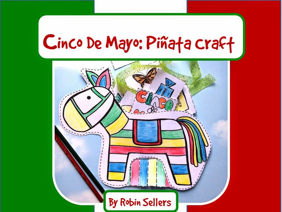 cinco de mayo printable craft