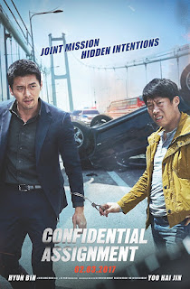 Confidential Assignment (2017) Dual Audio Hindi 720p BluRay [1.5GB]