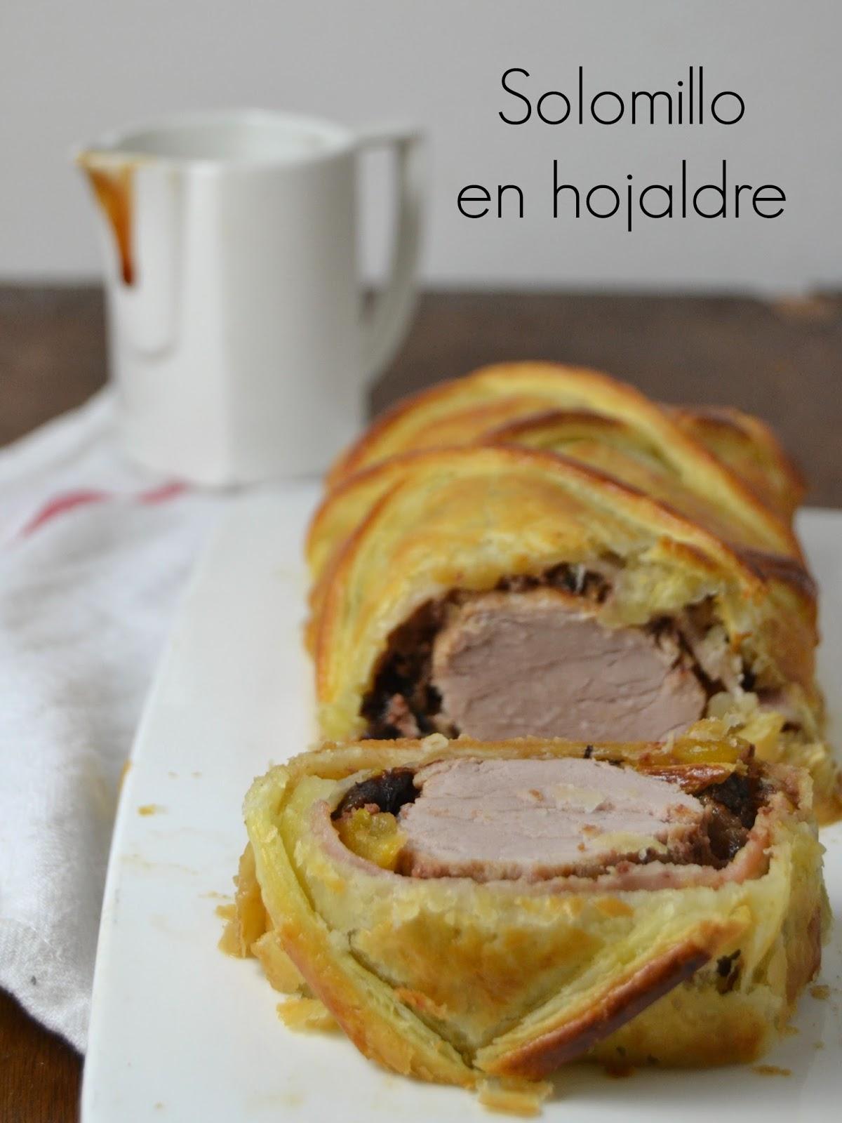 Solomillo de cerdo en hojaldre o wellington cuuking - Recets de cocina ...