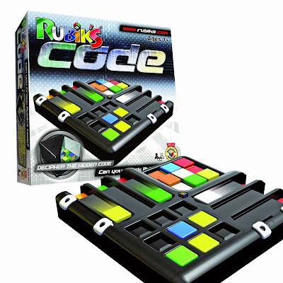 Juego de Mesa Rubik Code