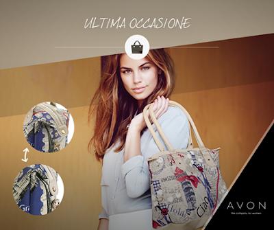 Clicca per ordinare dal Catalogo Avon Online! Spedizione GRATIS a partire di 35€ di acquisti!