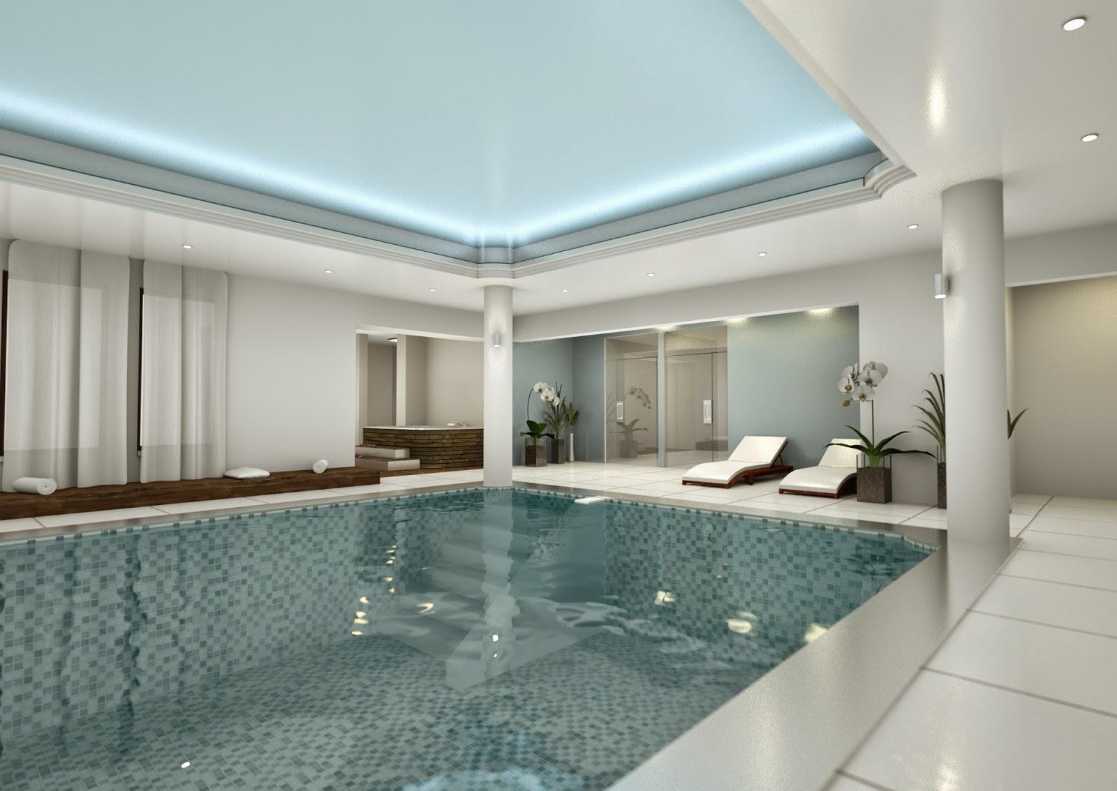 basen w hotelu New Skanpol - wizualizacja numer 3