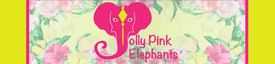 Jolly Pink Elephants
