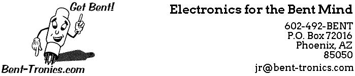 Bent-Tronics.com