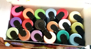Stardom Crafts Liquid Chalk Markers colors