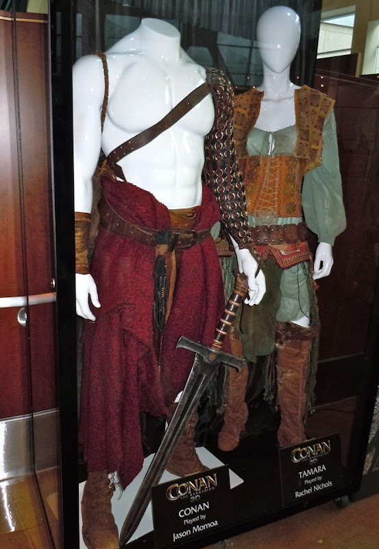 Conan the Barbarian remake movie costumes