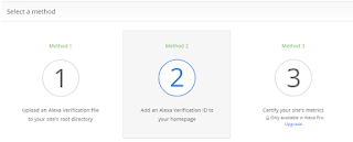 Cara Mendaftar Dan Verifikasi ke Alexa Dengan Mudah