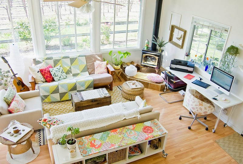 A joyful cottage living large in small spaces a - Craigslist kansas city mo farm and garden ...