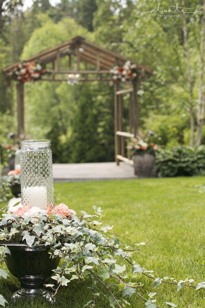 Snohomish wedding tour at jardin del sol for Jardines del sol