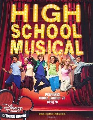 Hội Diễn Âm Nhạc 1 - High School Musical 1 - 2006