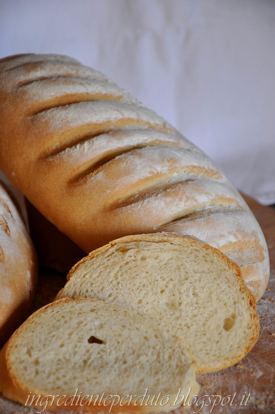 pane con farina di riso e le