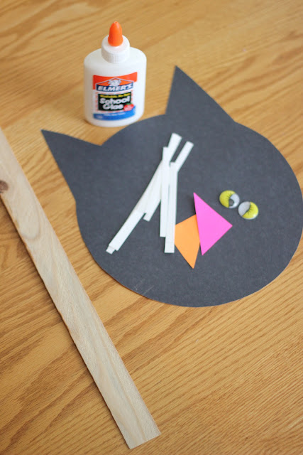Toddler approved top cat mask craft for Cat art and craft