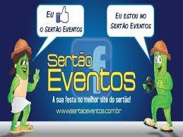 Site Sertão Eventos