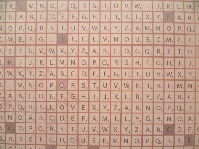 scrabble, буквы для скрапбукинга