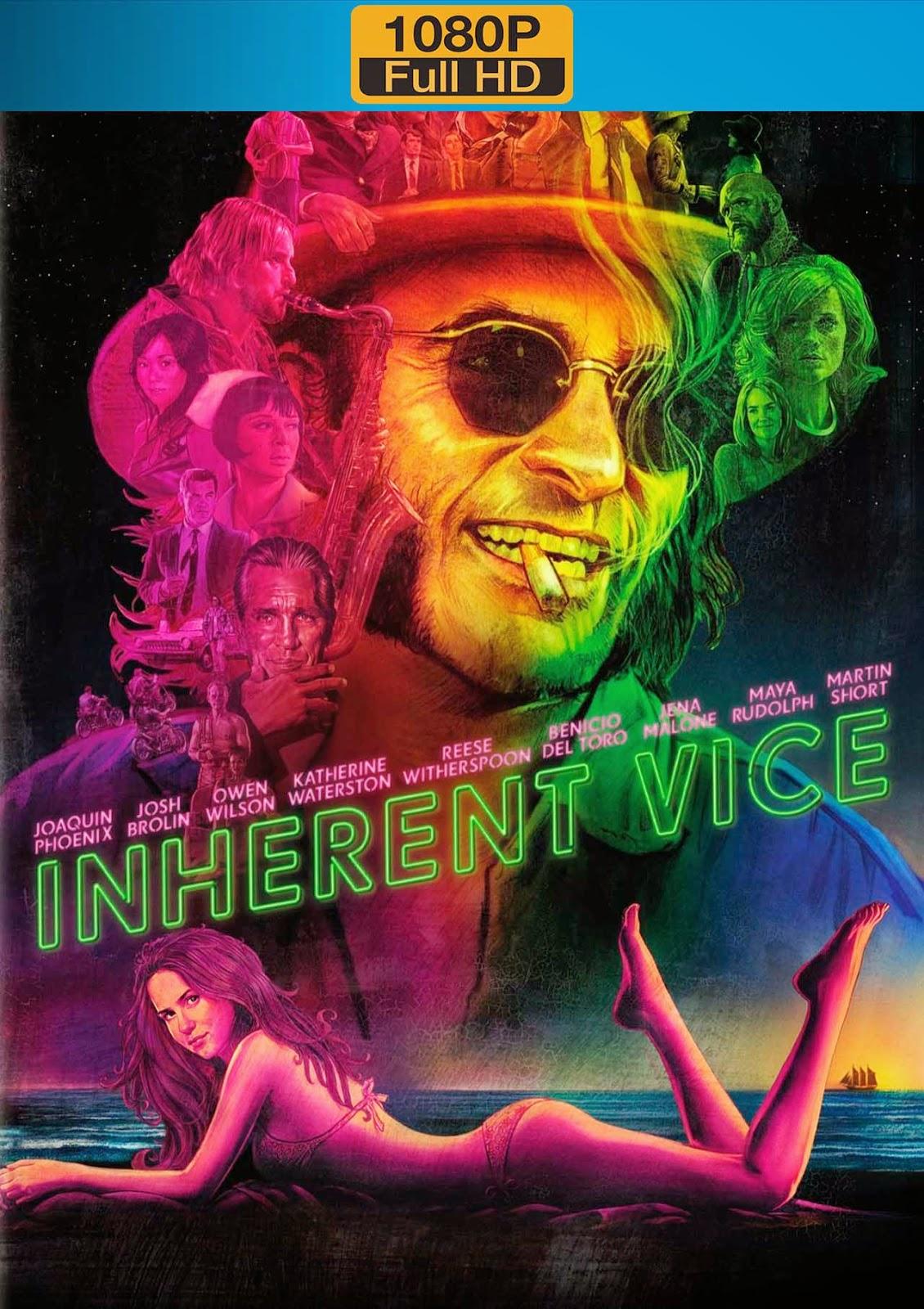 Inherent Vice [2014] 1080p Dual