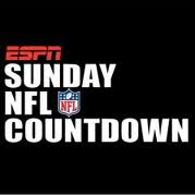 The Red Mieni: As seen on ESPN's Sunday NFL Countdown
