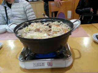 Hotpot in South Korea