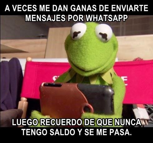 Memes para facebook de la Rana Rene