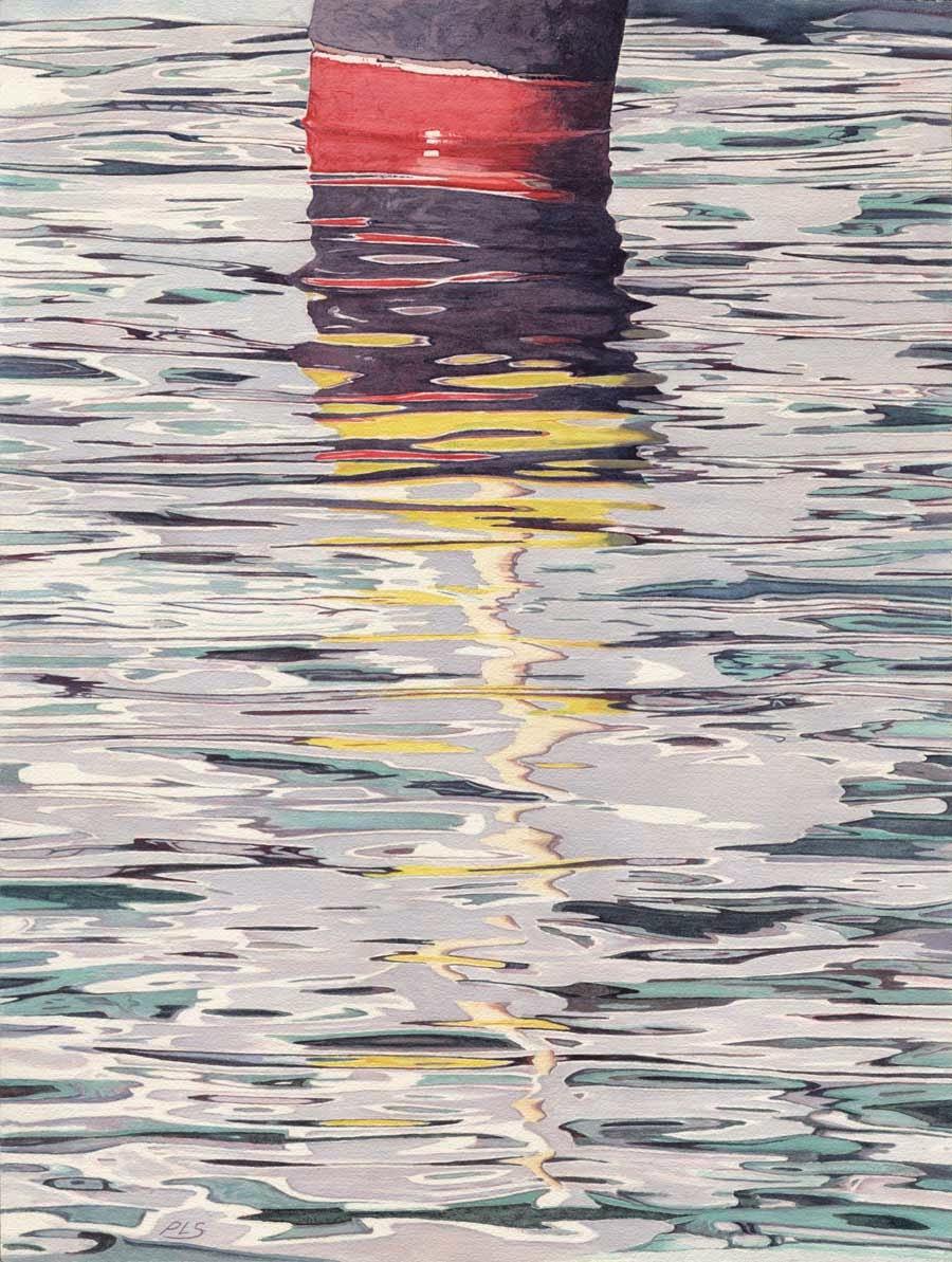 """""""Fluid Dynamics C"""" by Paul Sherman"""