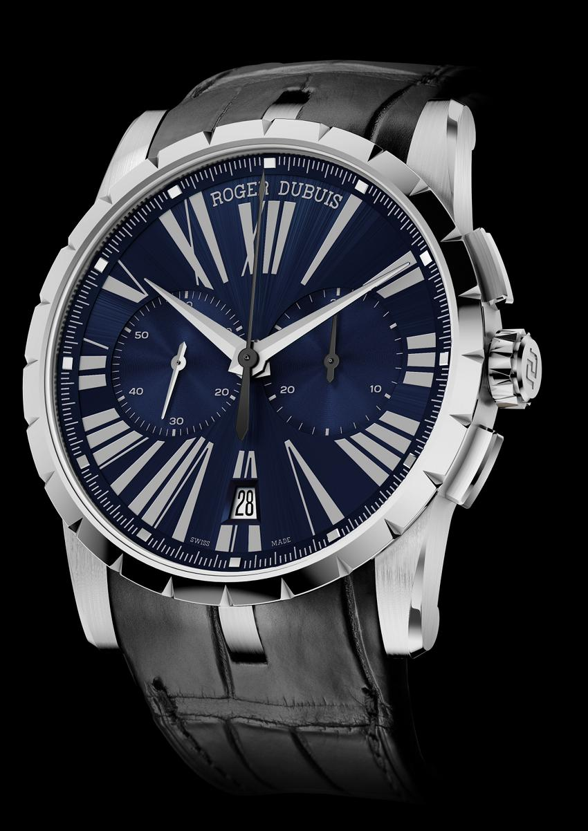 Sihh 2013 Preview Roger Dubuis Excalibur 42 Chronograph