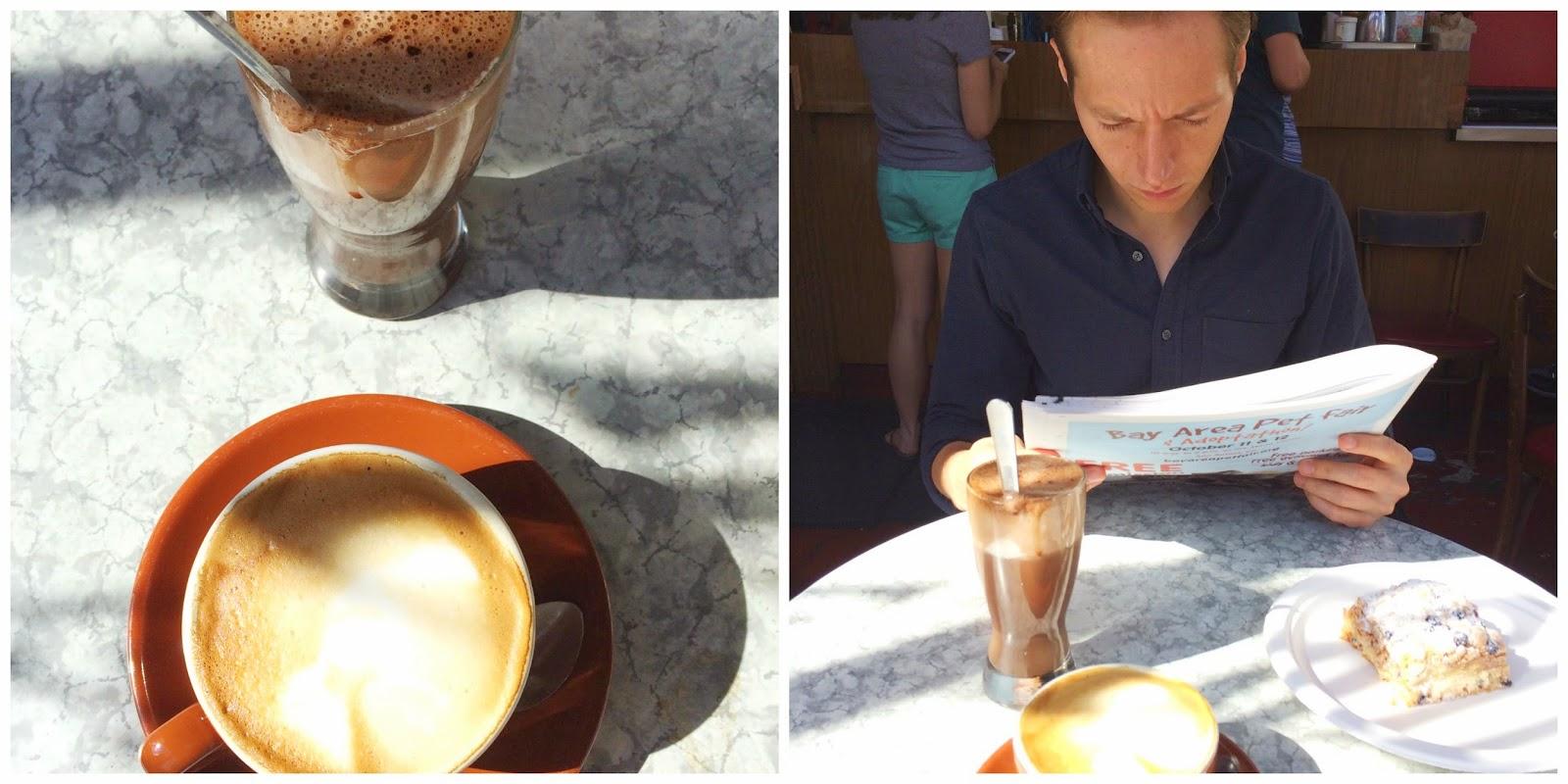 Caffe Trieste. San Francisco