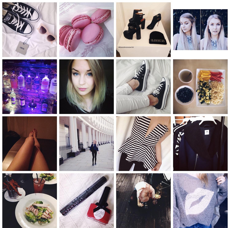 Kristiana Vasarina instagram