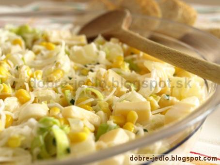 Zelerový šalát - recepty