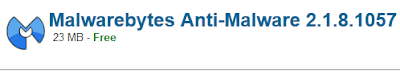 Malwarebytes Anti-Malware 2.1.8.1057 For Windows