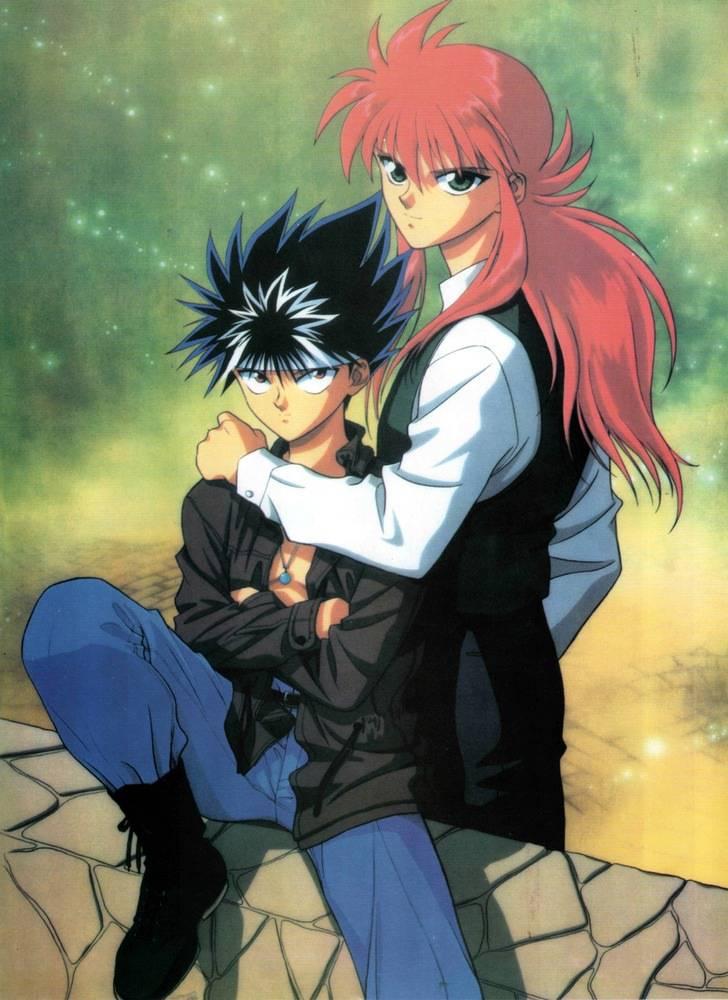 Anime Classic: Yu Yu Hakusho