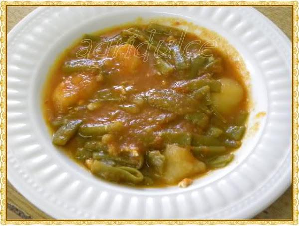 Vainas cocinar en casa es for Cocinar judias verdes