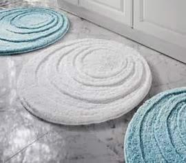 Fotos de carpetes para banheiro