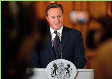 """Cameron dice que el Reino Unido """"dará caza"""" a los asesinos de Haines"""