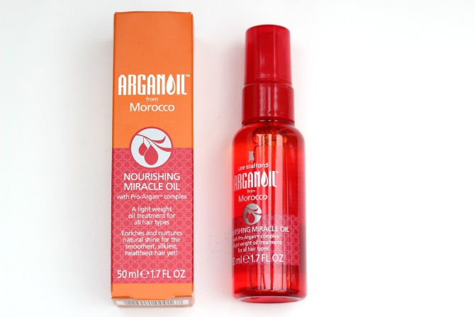 Lee Stafford Argan Oil - Nourishing Miracle Oil