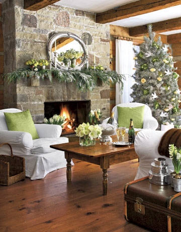 Living Room Inspiration on The Mantel Looks Like A Diorama  Love The Scenic Recreation  Christmas