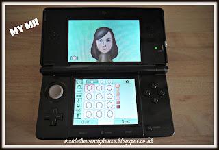 Nintendo, 3DS, Mii