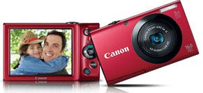 Canon PowerShot A3400 IS Pictures