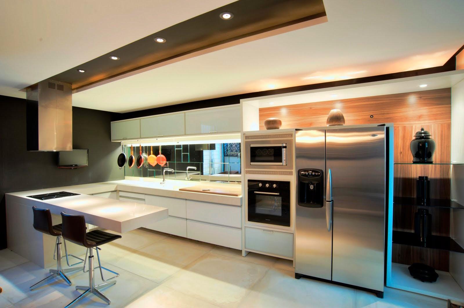 Cozinha Vintage Moderna Rea Moderna Da Cozinha Unida Sala De