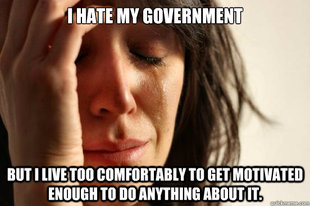 government, depression