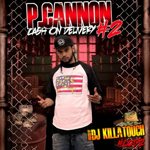 P. CANNON 'CASH ON DELIVERY 2'