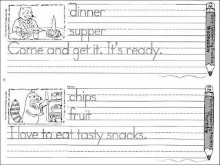 Kids Handwriting Practice