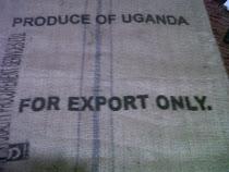 TEJIDO SACO CAFE UGANDA