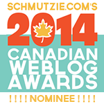 Canadian Weblog Awards 2014