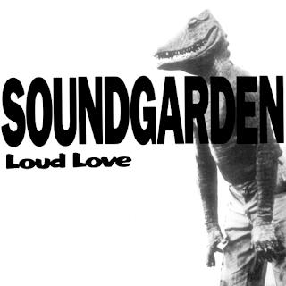 Rock Album Artwork: Soundgarden - Louder than Love