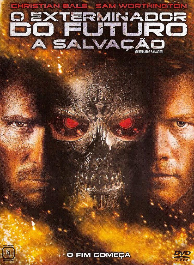 O Exterminador do Futuro 4: A Salvação - DVDRip Dual Áudio