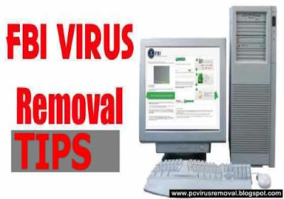 FBI Virus Removal Free