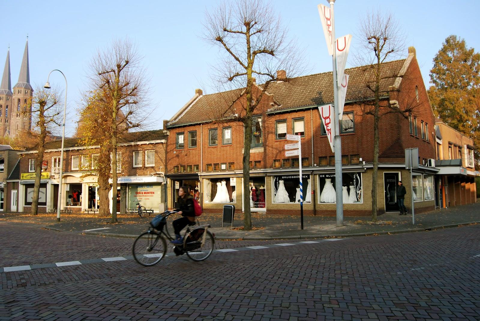 kerkstraat uden