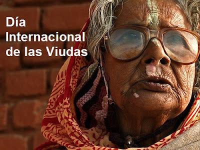 di internacional de las viudas